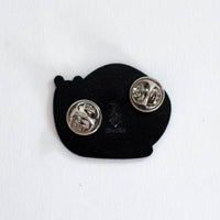 Egg Snail Pin