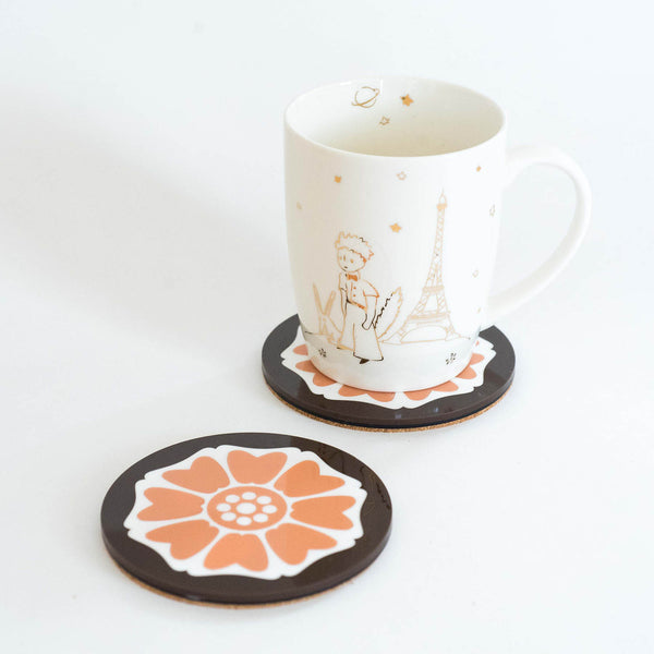 Avatar Pai Sho Lotus Coaster - 2 Pack