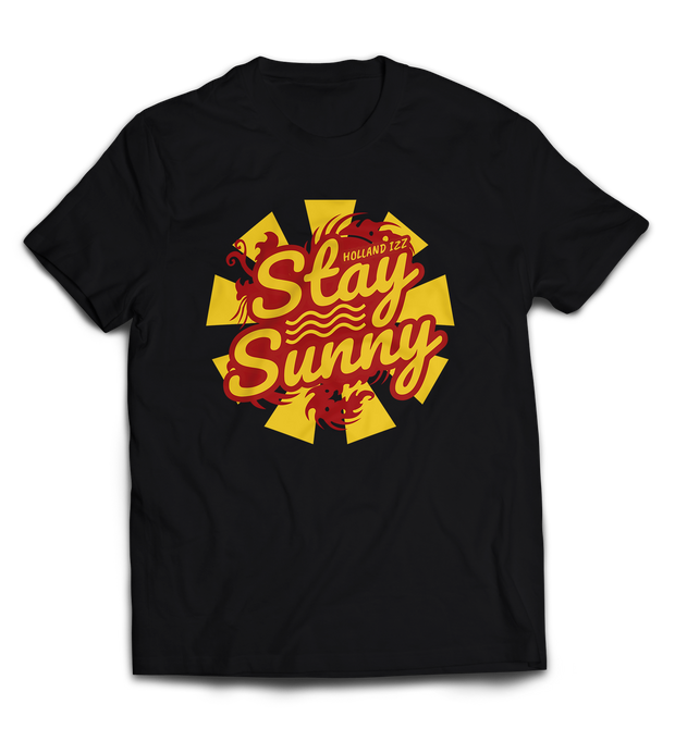 Holland Izz: Stay Sunny Collection Shirt