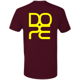 DOPE - Unisex Back Graphic Tee