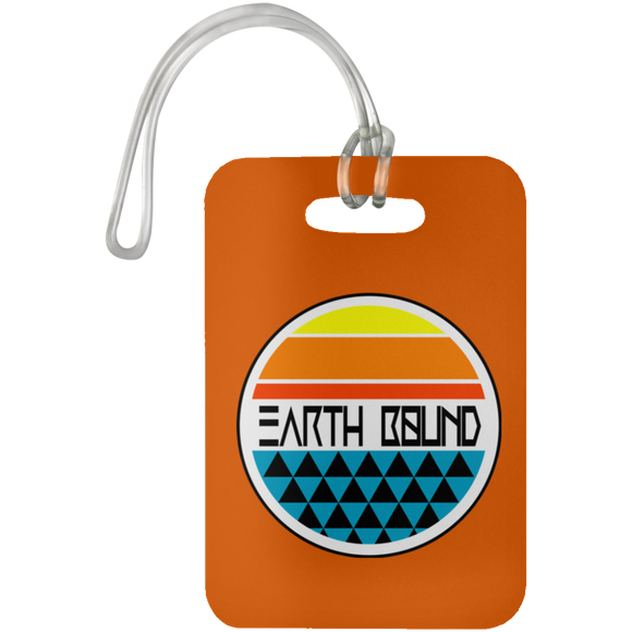 EARTH BOUND - Luggage Bag Tag