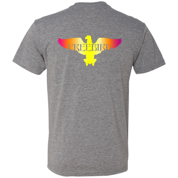 FREEBIRD - Unisex Triblend T-Shirt