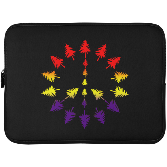 PEACE TREES - Laptop Sleeve - 15 Inch