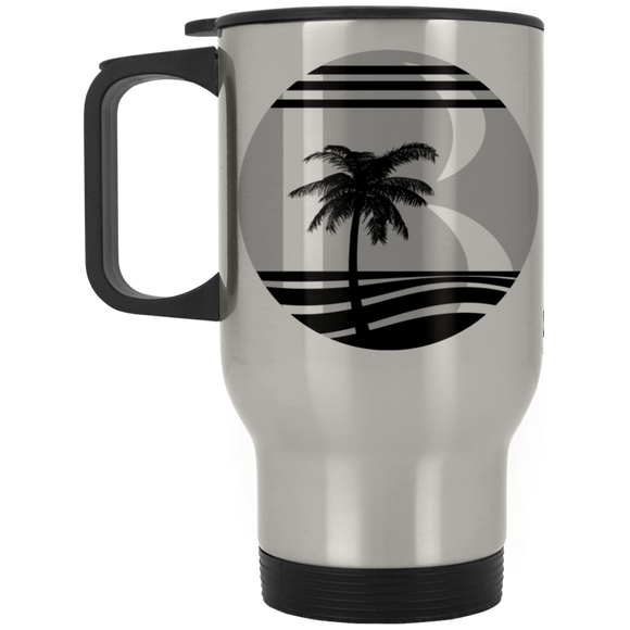 BEACH BUM - Stainless Travel Mug