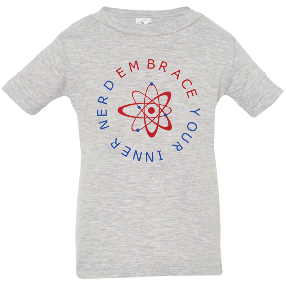 EMBRACE YOUR INNER NERD - Infant Tee