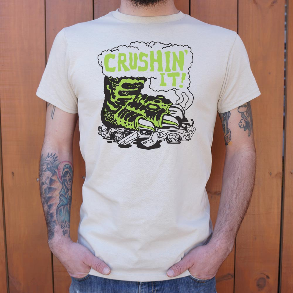Crushin' It T-Shirt (Mens)