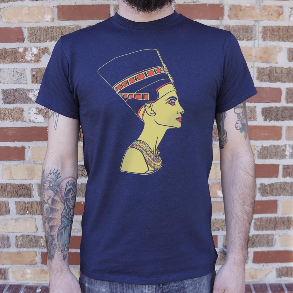 Nefertiti T-Shirt (Mens)