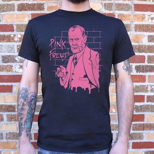 Pink Freud T-Shirt (Mens)