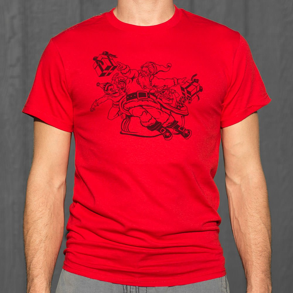 Santa Almighty T-Shirt (Mens)