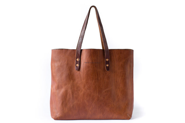 Vintage Tote Bag Austin Leather