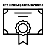 Life time Support by Team Aurzart