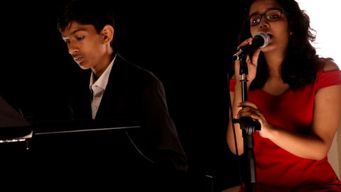 Aurzart Music Education-Shravan & Kashvi