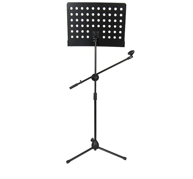 Music Stand With Microphone Stand - AZP-513 - AURZART