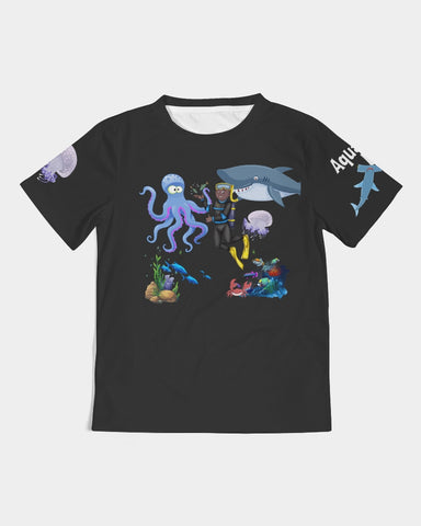 Original  Aquatic Kids Edition A Tee