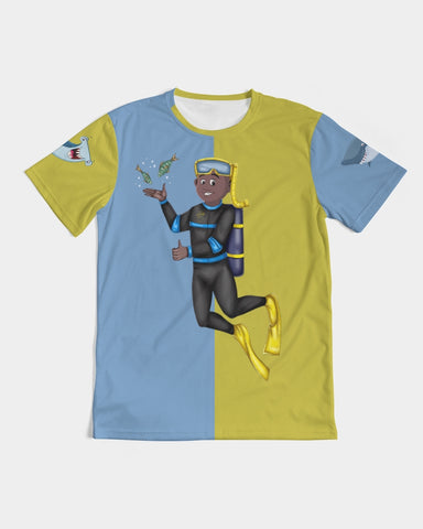 Original Aquatic Kid  Men's Tee