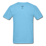 It Starts with Faith T-Shirt - aquatic blue