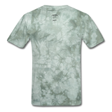 It Starts with Faith T-Shirt - military green tie dye