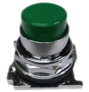Eaton 10250T113 30.5 Mm, Pushbutton, Extended, Green Eaton 10250T113