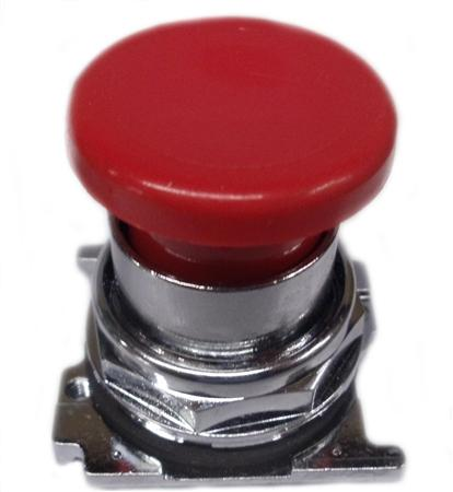 Eaton 10250T122 30.5 Mm, Heavy-Duty Pushbutton Operator, Mushroom Head, Red  Eaton 10250T122