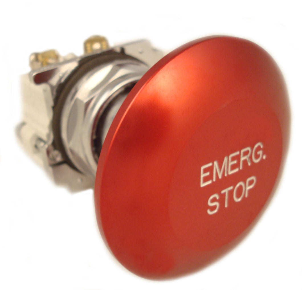 Eaton 10250T33 30mm Assembled Pushbutton, Emergency Stop Eaton 10250T33