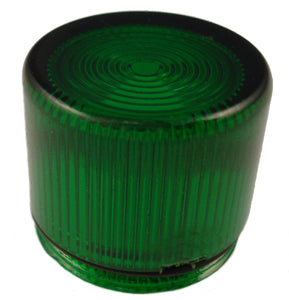 Eaton 10250TC22 Pilot Device, 30mm, Lens, Green, Plastic, Press to Test, Indicator Eaton 10250TC22