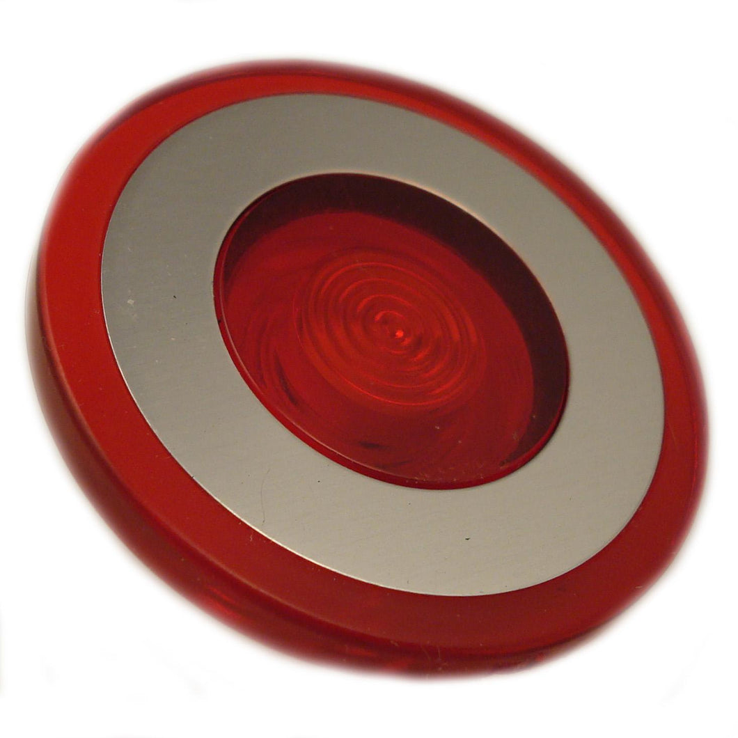 Eaton 10250TC47 Push Button, 30mm, Push-Pull, Red, 40mm, Plastic, Lens Eaton 10250TC47