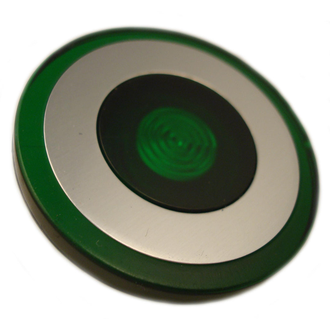 Eaton 10250TC48 Push Button, 30mm, Push-Pull, Green, 40mm, Plastic, Lens Eaton 10250TC48