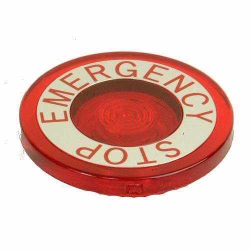 Eaton 10250TC53 Push Button, 30mm, Push-Pull, Red, Lens, 40mm, EMERG. STOP Eaton 10250TC53