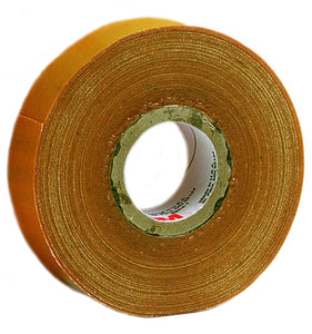 "3M 2510-3/4X36YD Varnished Cambric Tape, 3/4"" x 108' Roll, Yellow 3M 2510-3 / 4X36YD"