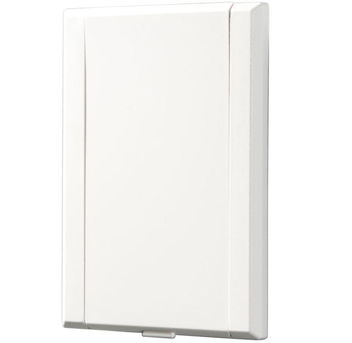 Nutone 330W Automatic On/Off Inlet White Nutone 330W