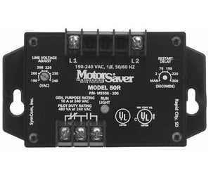 Symcom 50R200 Voltage Monitor, 1-Phase Symcom 50R200