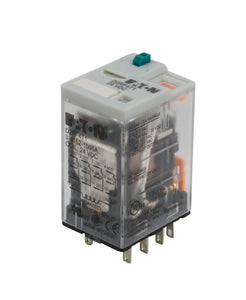 Eaton D2RF4T General Purpose Relay, 14 Blade, 4PDT, 24V AC Eaton D2RF4T