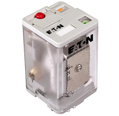 Eaton D3RF3B General Purpose Relay, 11 Pin, 3PDT, 240V AC Eaton D3RF3B
