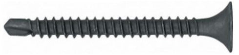 Dottie DWSD6158 6 X 1-5/8 Drywall Self Drilling Screw, Phillips Bugle, x100 Dottie DWSD6158