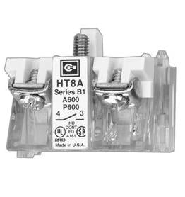 Eaton HT8A CONTACT BLOCK, 1NO Eaton HT8A
