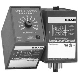 SSAC LLC54AA 120V, Controllers Liquid Level Control SSAC LLC54AA