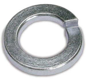 Dottie LW6 Split Lock Washer, #6, Zinc Plated Steel, 100/PK Dottie LW6