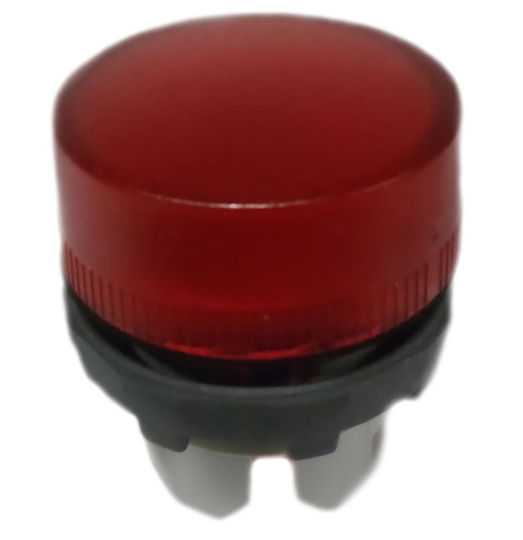 ABB ML1-100R Pilot Device, 22mm Indicator Light, Red, Modular ABB ML1-100R