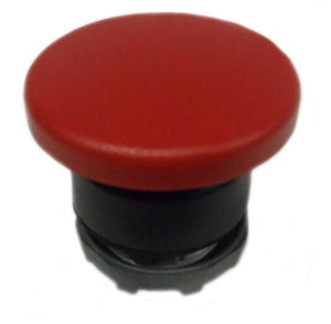 ABB MPM1-10R Mushroom Head Pushbutton, Red, Modular ABB MPM1-10R