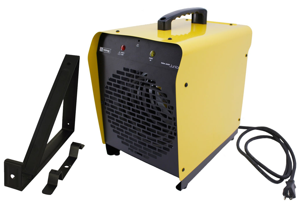 King Electrical PSH2440TB 4000W Portable Unit Heater King Electrical PSH2440TB