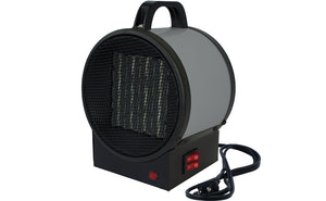 King Electrical PUH1215T 1500W Portable Fan Forced Heater King Electrical PUH1215T