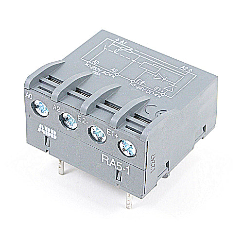 ABB RA5-1 Interface Relay ABB RA5-1