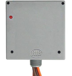 Functional Devices RIB02P Relay, Enclosed, 20A, 208-277VAC Coil, DPDT, NEMA 1 Functional Devices RIB02P
