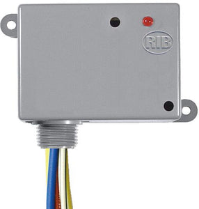 Functional Devices RIB2401B Relays, 20 Amp, 24V AC/DC/120VAC Coil, SPDT, Power Control Functional Devices RIB2401B