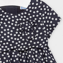 Load image into Gallery viewer, Polka dot dress for baby girl