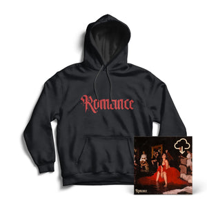 Romance Hoodie + Digital Album Download