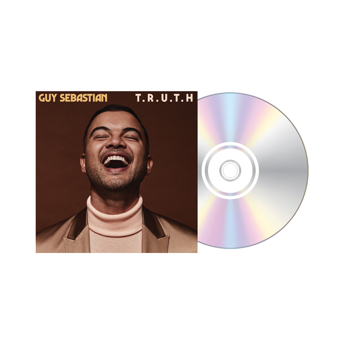 Guy Sebastian - T.R.U.T.H. CD
