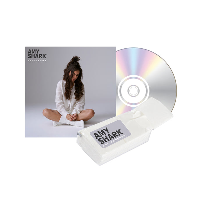Cry Forever CD Bundle (SIGNED)