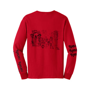 Romance Long-Sleeve T-Shirt + Digital Album Download