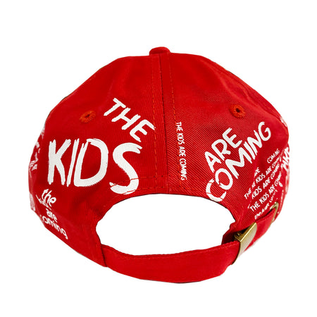 The Kids Are Coming Cap
